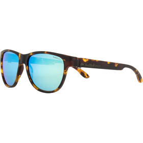 Red Bull SPECT Wing3 Sunglasses havanna/green